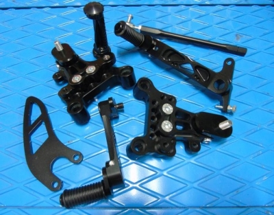 Pierobon Ducati 1098 rear sets